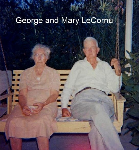 George and Mary LeCornu